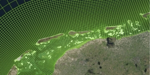 """ECOPOTENTIAL research on Wadden Sea on the ESA's website """"Sentinel on line"""""""